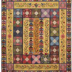 Cocheco Folk Art Friendship Quilt