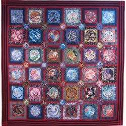 Oriental Meditation #2: Circle Visions