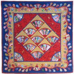 Oriental Meditation #3: Grandmother's FANtasy